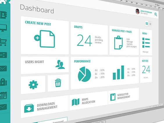 20 best iPad Dashboard images on Pinterest