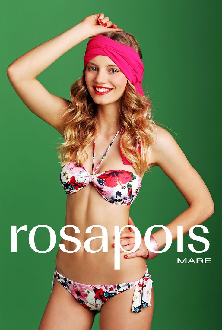 #beachwear #bikini #floral #tahiti #theme #fuchsia #magenta #red #gorgeous #foreveryoung #beauty #blonde