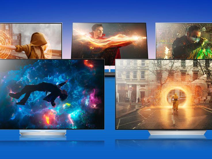 Every 2017 LG OLED TV detailed