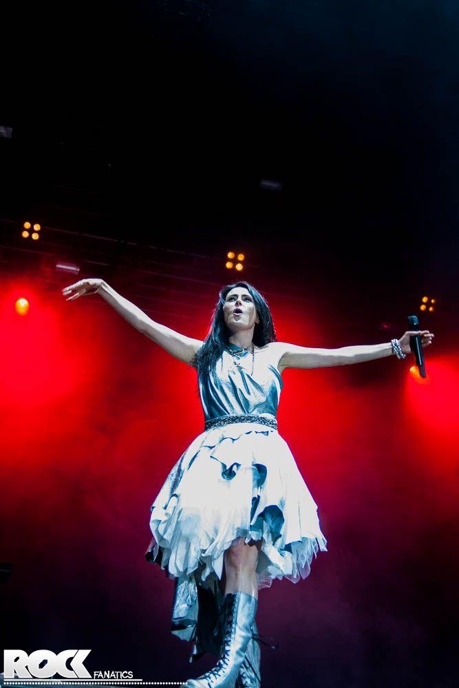 WITHIN TEMPTATION - Nova Rock Festival 2013 von Steffie Wunderl