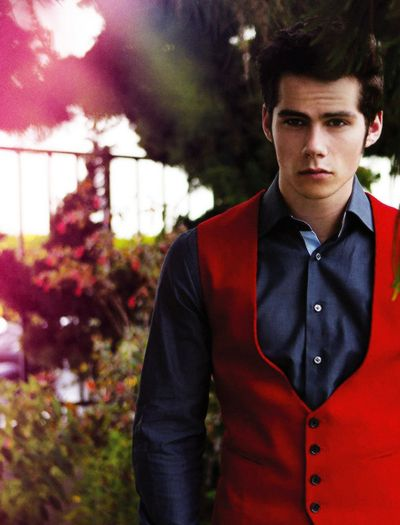 Dylan O'Brien - not in this picture, but on Teen Wolf he reminds me of my cousin Jon.