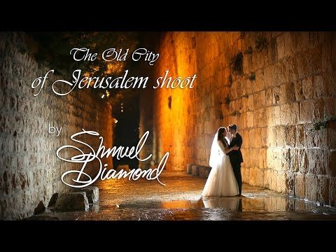 Experience the most magical wedding night tradition in Jerusalem – Israel Video Network