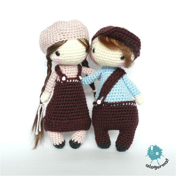 www.alegorma.com/sklep #alegorma #amigurumi #szydełkowce #crochet #doll