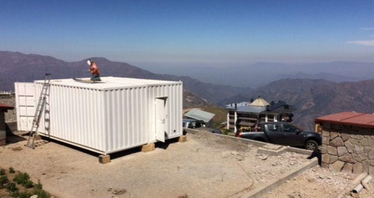 Diseño y Construcción de Planta de Tratamiento de Agua Potable para Centro de Ski El Colorado | WES Chile – Water & Energy Solutions