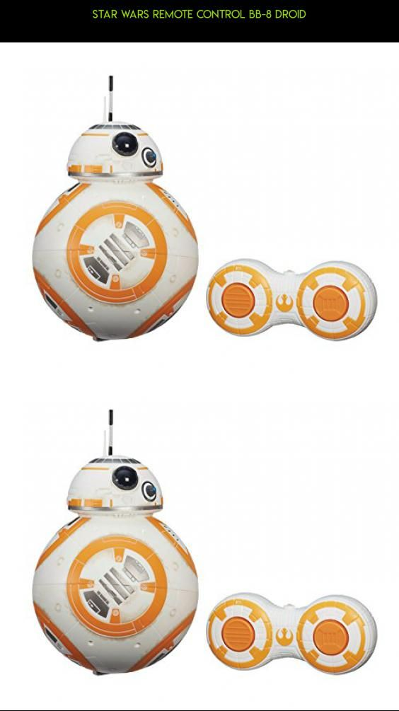 Star Wars Remote Control BB-8 Droid #wars #app #sphero #star #fpv #bb-8 #parts #plans #kit #racing #tech #technology #products #shopping #drone #controlled #camera #robot #gadgets