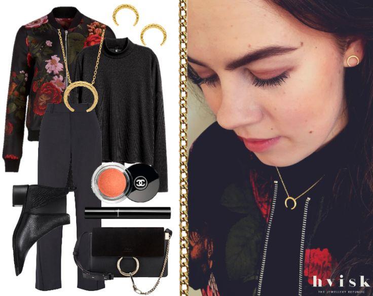 Roses  #Hvisk #Hviskstylist #Jewelry #Jewellery #Style #Stylist #Inspiration #Inspo #Art #Collage #Fashion ##OOTD #Outfit #Gold #silver #Rhodium #Diamonds #Diamond #Necklace #Ring #Bracelet #Retro #autumn
