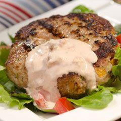 Tasty Turkey Burger Recipe