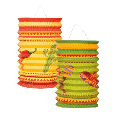 Fiesta Paper Lanterns - Assorted - 16cm. Mexican Fiesta Cinco de Mayo wedding theme, Moroccan wedding theme, Indian Wedding themed wedding colours. DIY Wedding Theme Ideas for a Brightly Coloured Wedding. Bright wedding Decorations, bright wedding theme, Mexican fiesta Cinco de Mayo decorations