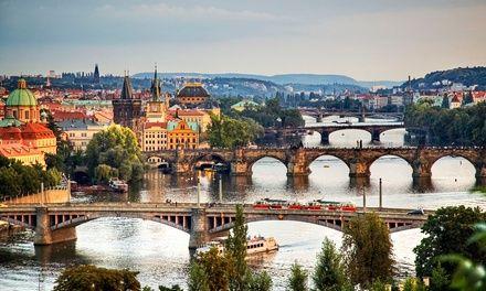 Go Mundo à Prague : ✈ 2 ou 3 nuitées 4* à Prague avec vols A/R au départ de Paris: #PRAGUE En promo à 189.00€ En promotion à 189.00€.