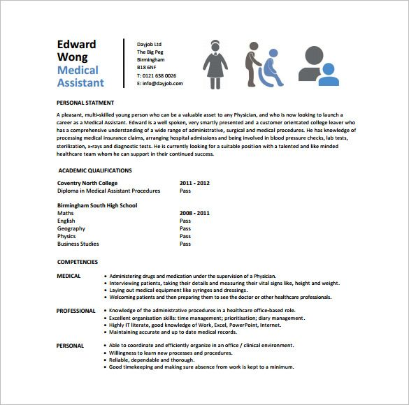 Best 25+ Medical assistant resume ideas on Pinterest Medical - entry level office assistant resume