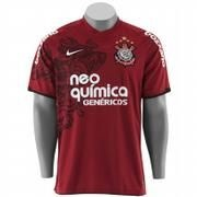 Camisa Nike Corinthians III 11/12 s/nº