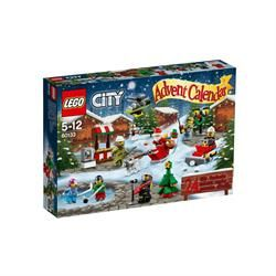 LEGO City Advent Calendar 2016 - Features 24 different items, including buildings, vehicles, items and minifigures.