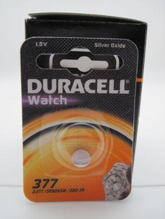 BATTERIA DURACELL D-377