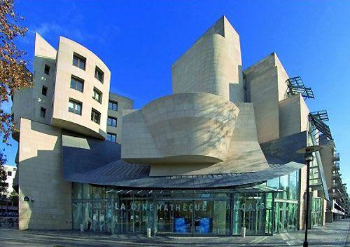 Top 5 du quartier Bercy: La Cinémathèque Française #museum #frankgehry #bercy