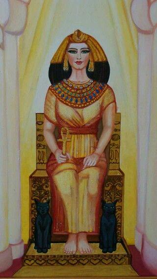Египетская Богиня!