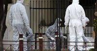 Που στρέφονται οι έρευνες για τη βόμβα στο Τμήμα της Δάφνης
