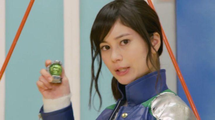 大久保 桜子さん『カメレオングリーン/ハミィ(宇宙戦隊キュウレンジャー)』