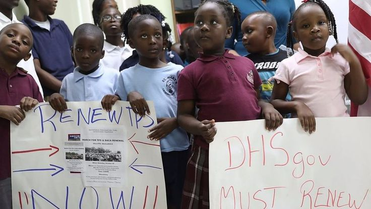 The Department of Homeland Security recently announced TPS would end for almost 60,000 Haitians. What is TPS?