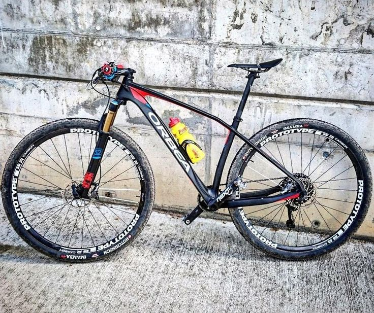 Another saturday with the bike of We Are Orbea group rider. Today @ismaelventura's #OrbeaAlma rider of Primaflor Orbea Racing Team. Follow @weareorbea account and share in your own Instagram feed a photo of your bike with the hashtag #MyOrbea. #orbea  #mtb by orbeabicycles
