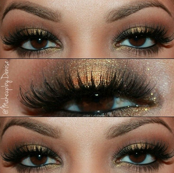 Hermoso Maquillaje Para Los Ojos Cafes G Pinterest