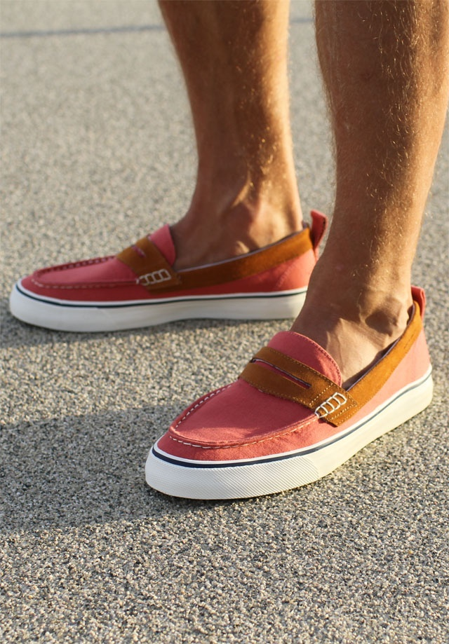 Noodles - Cruizer red  #slipon #loafer