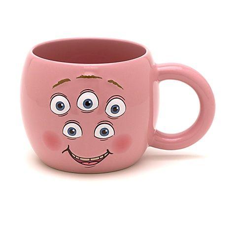 Squishy Big Face Character Mug
