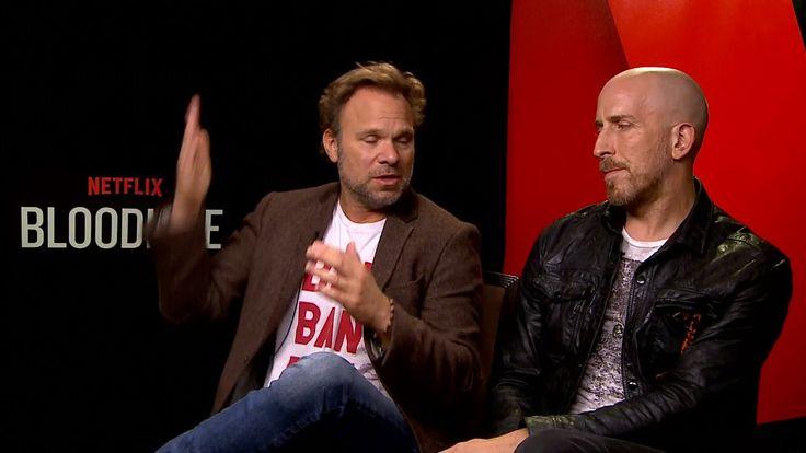 Bloodline season 3 Todd A. Kessler & Norbert Leo Butz interview
