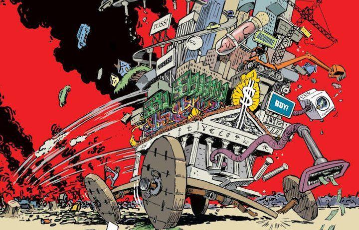 Episode 42 Hyper Capitalism With Professor Tim Kasser