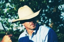 Ladd Drummond AKA Marlboro Man (I'm sorry Pioneer Woman, I couldn't NOT add him!)