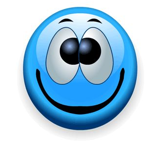 Download Blue Smiley Mobile Screensavers for your cell phone | MobileTonia.com