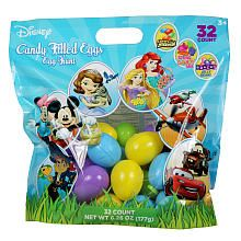 Disney Favorites Candy Filled Eggs - 32 Count