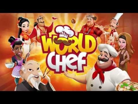 World Chef MOD APK 1.34.9 (Unlimited Gems/Money) Free Download - AndroidMobileZone.com
