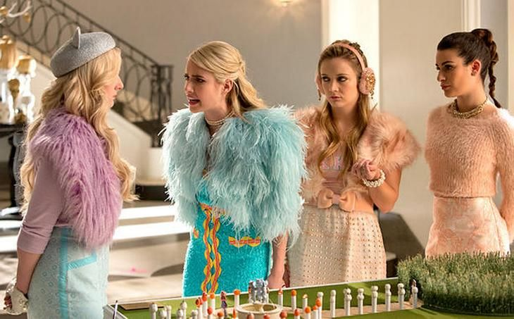 Scream Queens Recap and Review – Season 1, Episode 5 'Pumpkin Patch'