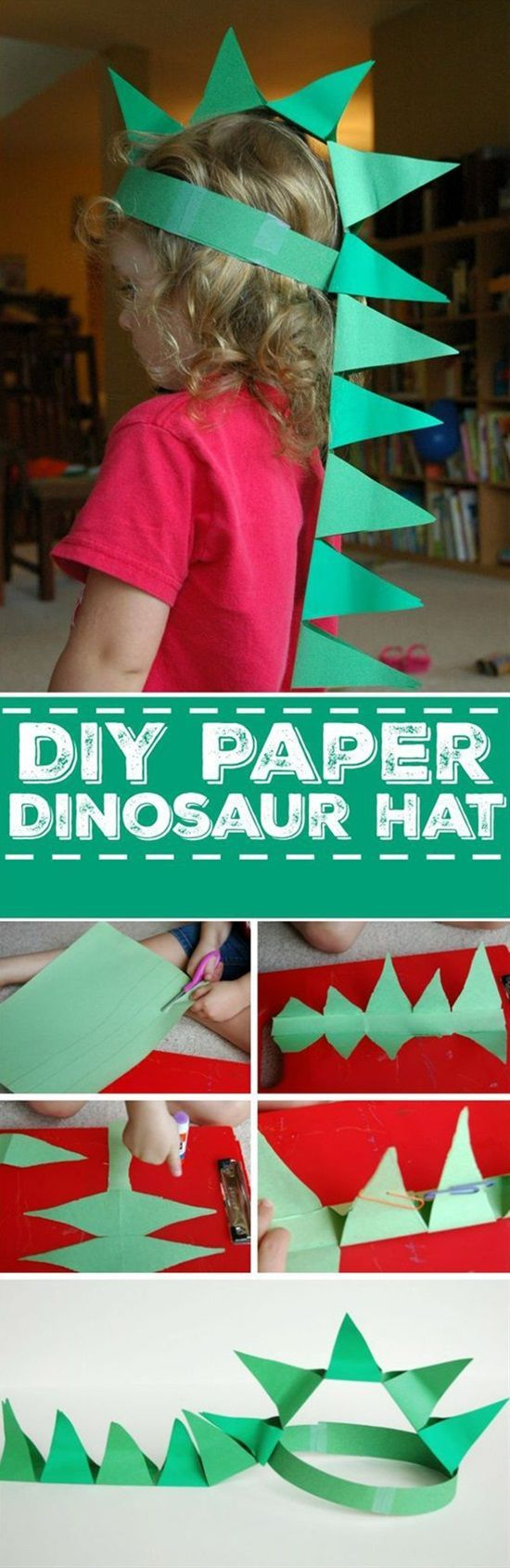 A good way to teach your kids useful things, while being entertained is paper crafts. Paper crafts is usually so easy for your kids to start with, they also cost almost nothing. All you need is some old papers.What are you waiting for? You should start your paper crafts with your kids right now. Here are 15 DIY paper crafts tutorials that will help you to get started.