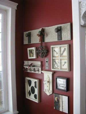 10 best Key theme decor images on Pinterest   Antique keys ...