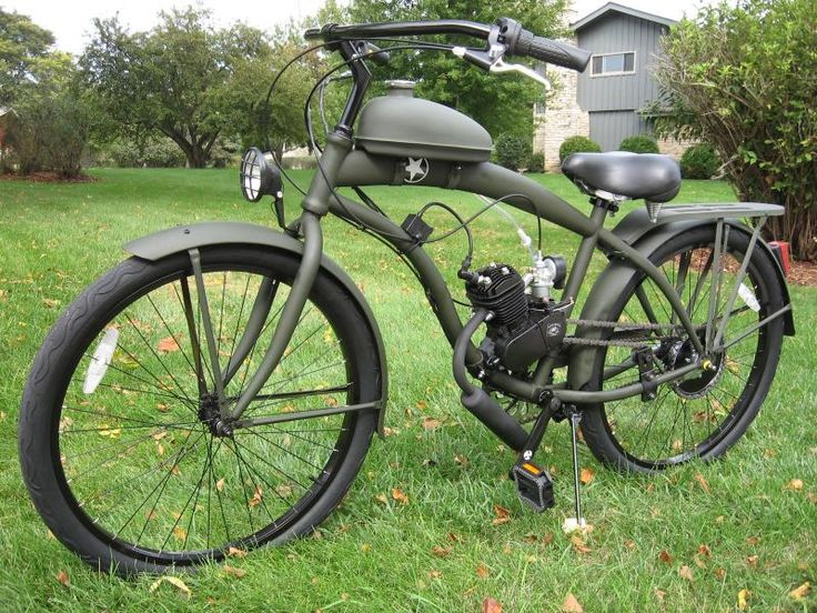 Custom Motored Bicycles - Motored Bicycles For Sale 2010,SCROLL DOWN TO SEE ALL BIKES!