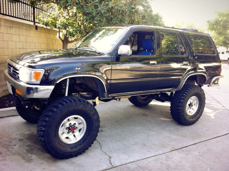 1000 images about 4runners trucks on pinterest toyota trucks and 4x4. Black Bedroom Furniture Sets. Home Design Ideas