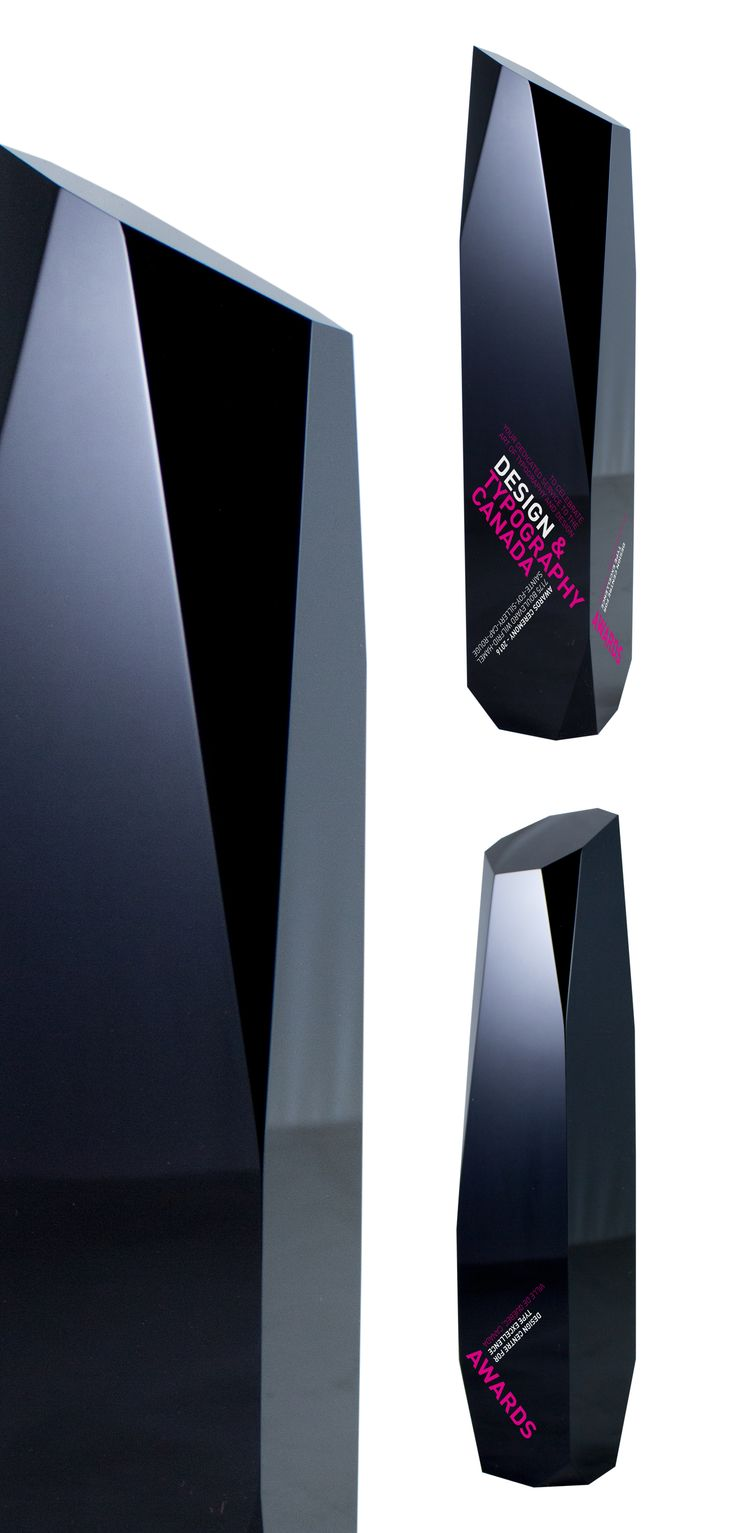 Unity tall modern trophy creative design beautiful materials not glass - Odyssey Our New Custom Black Acrylic Awards These Custom Acrylic Awards Are Creative Dynamic And Elegant