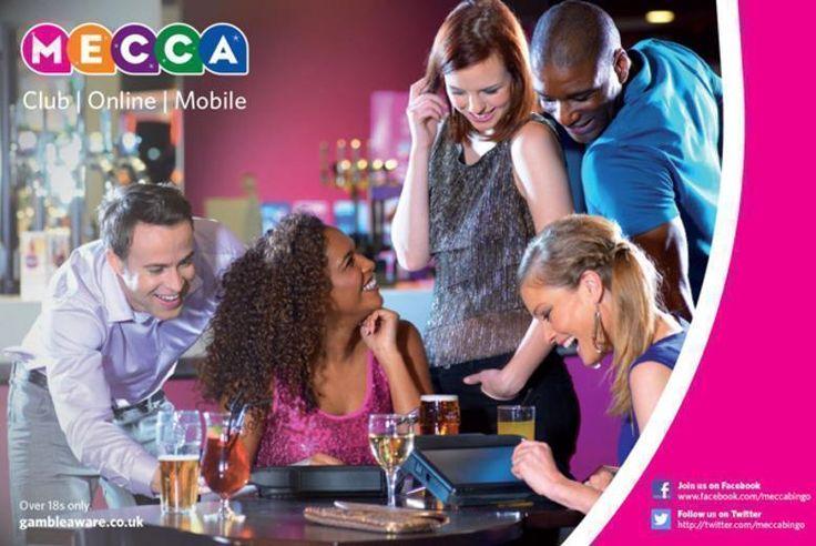 Mecca Bingo: Meal, Drink & Bingo for 2