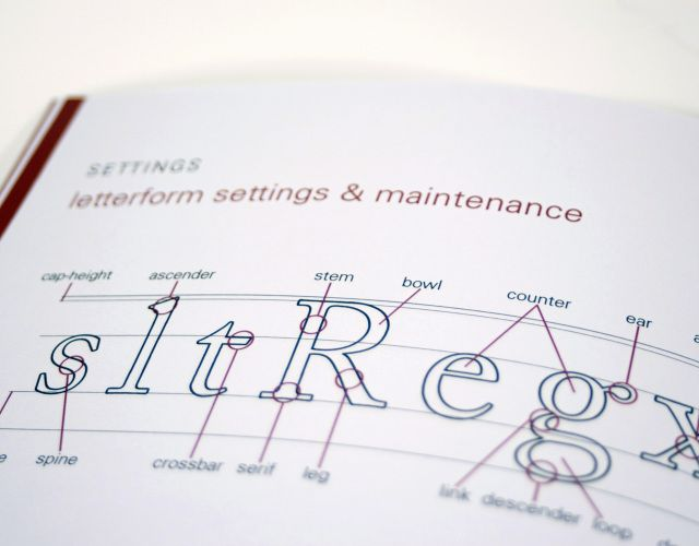 Typography User's Manual