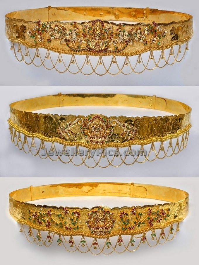 gold waist belt gallery from mangatrai jewellers