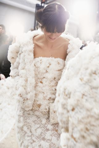 BACKSTAGE OF THE SHOW – Chanel News - Fashion news and behind the scene features