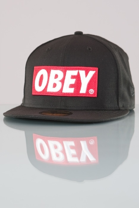 Obey-New Era Classic Material
