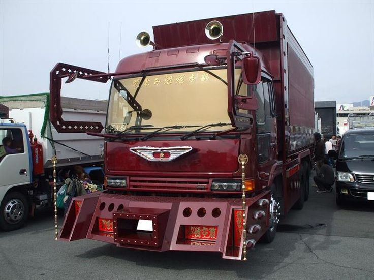 Bilddetails für -More Truck Tuning, Art Dekotora Trucks pictures and videos