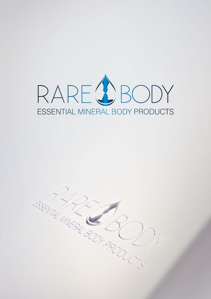 Modern, simple logo design proposal for RB