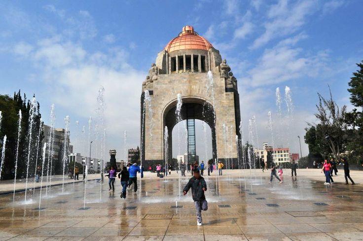 Plaza de la República, orgullo de #CDMX