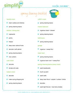 Best Spring Cleaning Motivation Images On