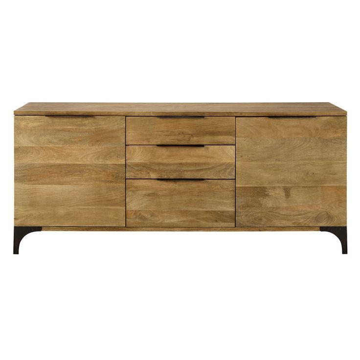143 best images about drawers on pinterest bedside for Sideboard mangoholz