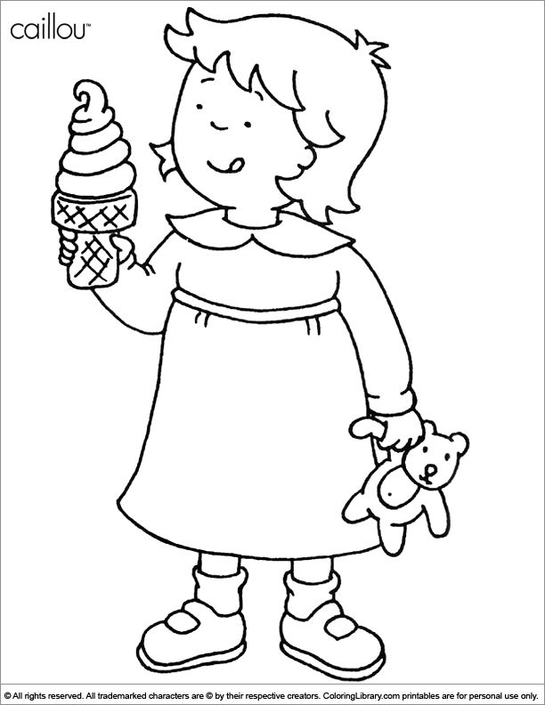 47 Elegant Caillou Coloring Pages Coloring Pages Cartoon Coloring Pages Caillou