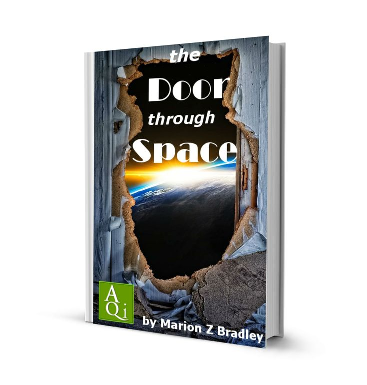 The Door through Space, by Marion Z Bradley: eBook